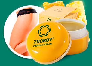 Cream Wax Zdorov